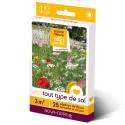 """Prairie fleurie pour """"Tout Type de Sol"""""""