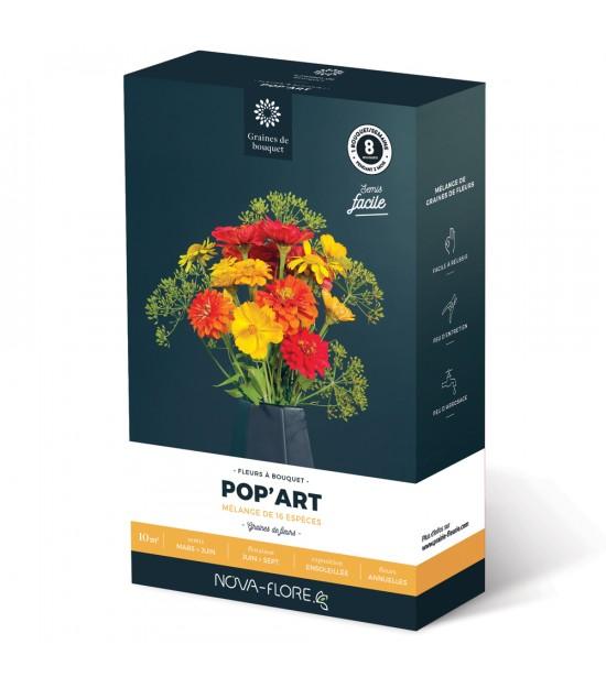 Bouquet Pop'Art