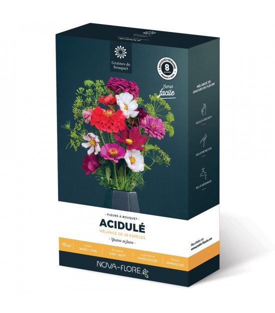 Bouquet Acidulé