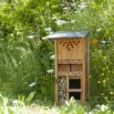 Hôtel à insectes auxiliaires et pollinisateurs